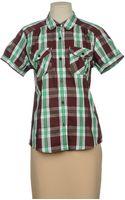 Wesc Short Sleeve Shirt - Lyst