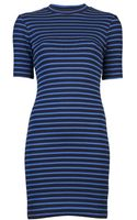 T By Alexander Wang Striped Dress - Lyst