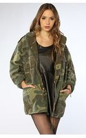 Rothco The Woodland Camo Vintage M65 Field Jacket - Lyst