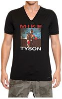 Dolce & Gabbana Mike Tyson Cotton Jersey Tshirt - Lyst