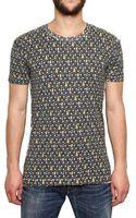 Dolce & Gabbana Golf Print Cotton Jersey - Lyst