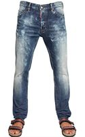 DSquared2 165cm Cool Guy Stretch Denim Jeans - Lyst