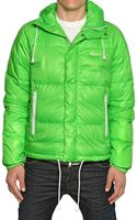 DSquared2 Puffy Kway Padded Nylon Down Jacket - Lyst