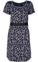 Marc By Marc Jacobs Printed Dress - Lyst