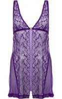Mimi Holliday By Damaris Poppet Babydoll - Lyst