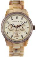 Michael Kors Ritz Chronograph Watch - Lyst