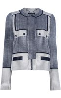 Proenza Schouler Tweed Jacket - Lyst