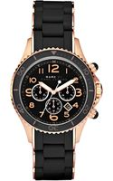 Marc By Marc Jacobs Rock Replacement with Rose Gold Accents Watch 40mm - Lyst