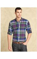 Tommy Hilfiger Slim Fit Surya Shirt - Lyst