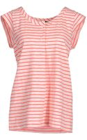Marc By Marc Jacobs Short Sleeve Jumper - Lyst