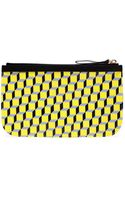 Pierre Hardy Small Cubist Clutch - Lyst