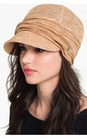 Grace Hats Knit Cap - Lyst