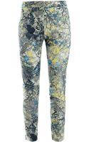 Erdem Sidney Print Trousers - Lyst