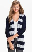 BP Rugby Stripe Cardigan Juniors - Lyst