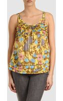 Marc Jacobs Tops - Lyst