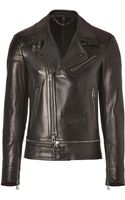 Belstaff  Colwyn Moto Leather Jacket - Lyst