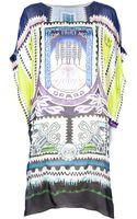 Mary Katrantzou Venezuela Printed Dress - Lyst