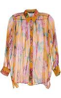Dolce & Gabbana Long Sleeve Shirts - Lyst