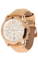 Michael Kors Mercer Watch - Lyst