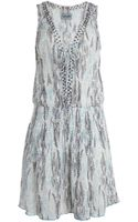 Zadig & Voltaire Dress Ragly - Lyst
