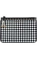 Givenchy Diamondpattern Small Zip Pouch - Lyst