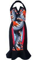 Peter Pilotto Victoria Dress - Lyst