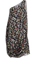 Emporio Armani Short Dresses - Lyst
