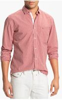 Lacoste Regular Fit Sport Shirt - Lyst