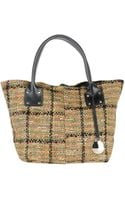 Orciani Large Fabric Bags - Lyst