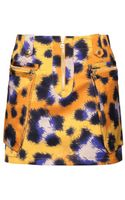 Kenzo Print Skirt - Lyst
