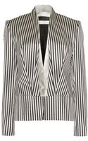 Haider Ackermann Bartas Striped Jacket - Lyst