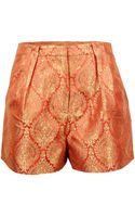 Elizabeth And James Stevie Jacquard Short - Lyst