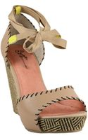 Seychelles Smooth Saling Wedge - Lyst