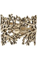 Aurelie Bidermann Large Arm Tree Cuff - Lyst