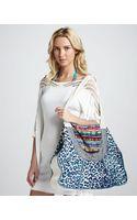 Cecilia Prado Printed Beach Bag - Lyst