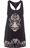 H&M Printed Dress - Lyst