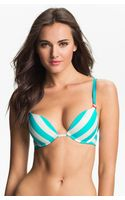 Kensie Soho Light Underwire Pushup Bra - Lyst