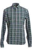 Burberry Brit Long Sleeve Shirts - Lyst