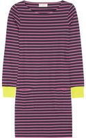 Chinti And Parker Striped Organic Cotton Dress - Lyst