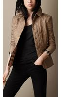 Burberry Brit Jacket - Lyst