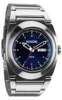 Nixon The Don Ii Watch in Blue Sunray - Lyst