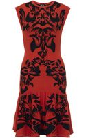 McQ by Alexander McQueen Iris Jacquard Dress - Lyst