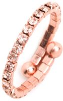 BaubleBar Rose Ice Ring - Lyst