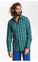Calibrate Non Iron Regular Fit Sport Shirt - Lyst