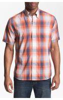 Cutter & Buck Matthews Plaid Sport Shirt - Lyst