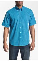 Cutter & Buck Anders Check Sport Shirt - Lyst