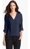 Joie Marru Silk Blouse - Lyst