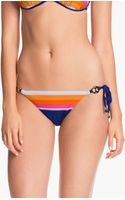 Trina Turk Avalon Side Tie Bikini Bottoms - Lyst