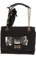 Lanvin Bow Handbag - Lyst