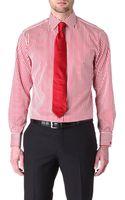 Thomas Pink Algernon Slimfit Doublecuff Shirt - Lyst